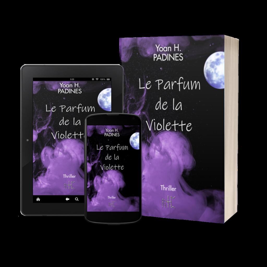 Le Parfum de la Violette Yoan H Padines