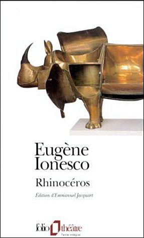 existentialism in eugene lonescos rhinoceros essay